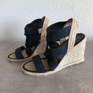 Shoes - Nine West Espadrille Wedge